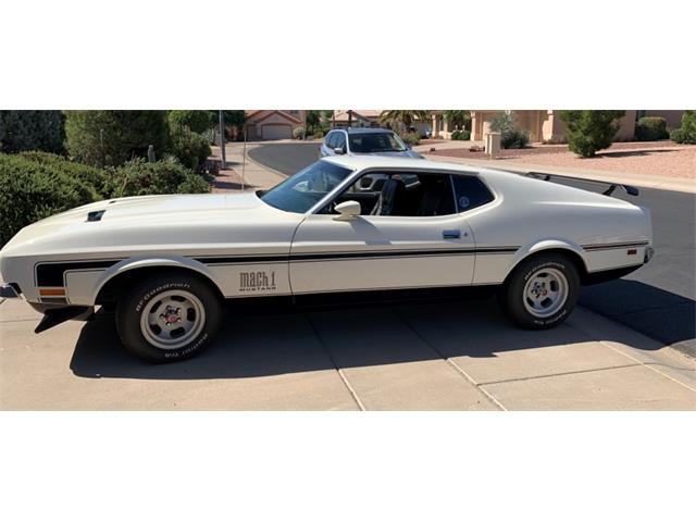 1971 Ford Mustang Mach 1 (CC-1361742) for sale in Phoenix, Arizona