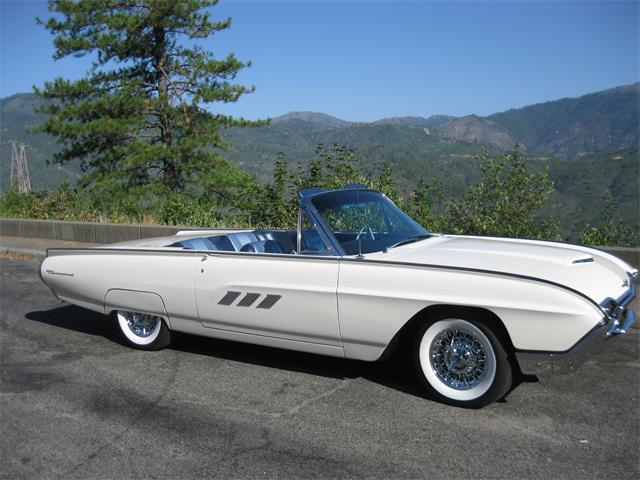 1963 Ford Thunderbird (CC-1361745) for sale in Redding, California