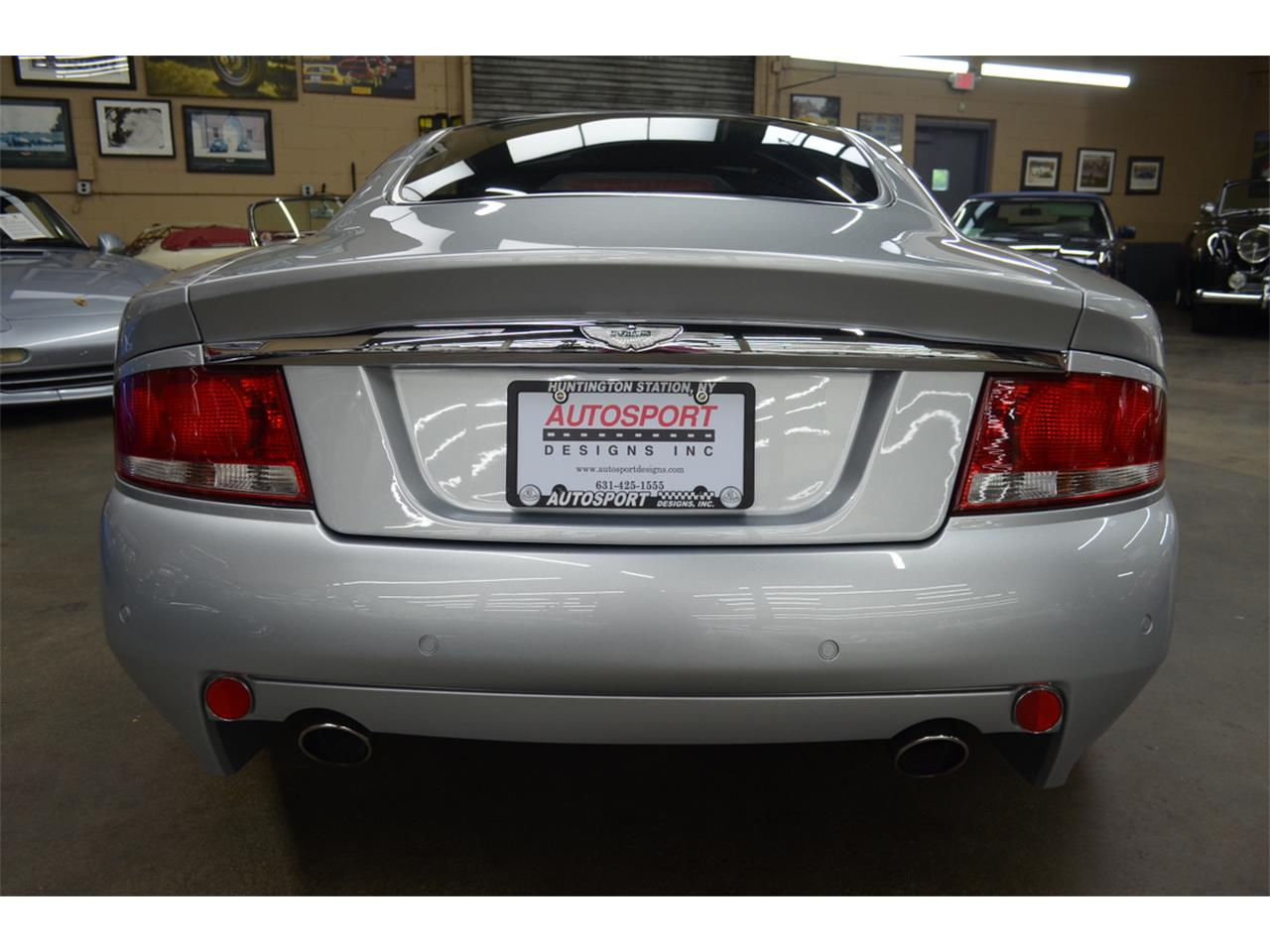 2004 Aston Martin Vanquish (CC-1361746) for sale in Huntington Station, New York