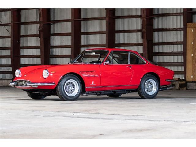 1967 Ferrari 330 GT (CC-1360175) for sale in Houston, Texas