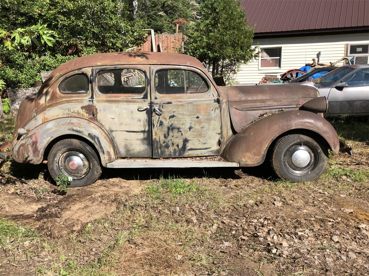 1937 Plymouth 4-Dr Sedan (CC-1361753) for sale in Hibbing, Minnesota