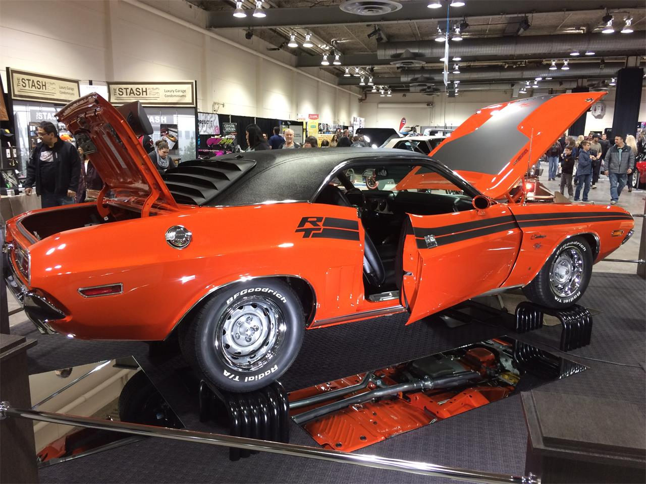 1970 Dodge Challenger R/T (CC-1361765) for sale in Calgary, Alberta