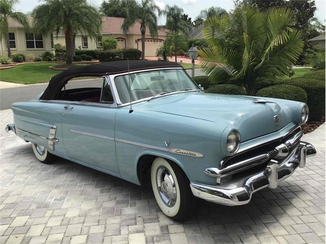 1953 Ford Sunliner (CC-1361768) for sale in The Villages, Florida