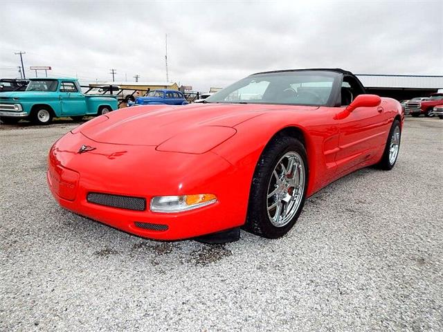 1998 Chevrolet Corvette (CC-1360177) for sale in Wichita Falls, Texas