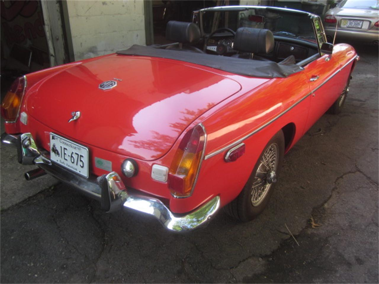 1973 MG MGB (CC-1361773) for sale in Stratford, Connecticut