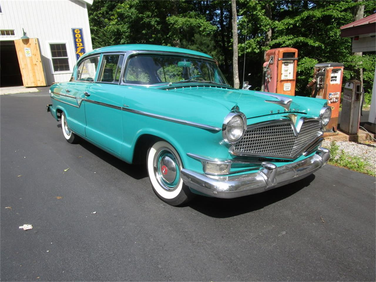 1956 Hudson Hornet Super (CC-1361775) for sale in Deep River, Connecticut
