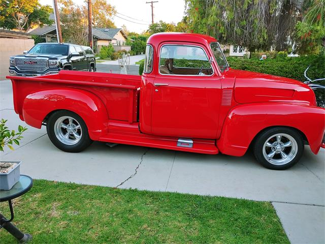 1953 Chevrolet 3100 (CC-1361782) for sale in Los Alamitos, California