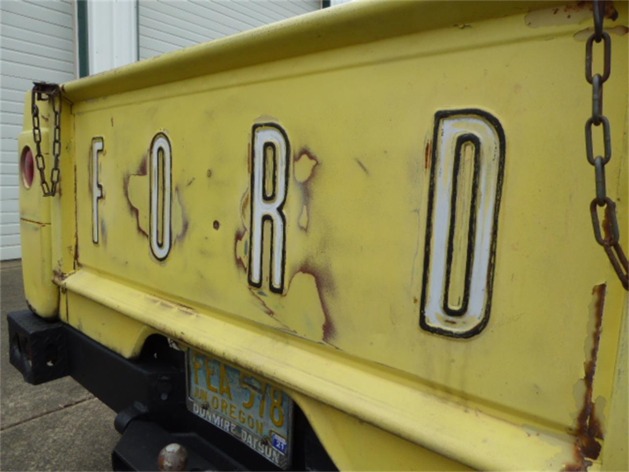 1960 Ford F100 (CC-1361785) for sale in Turner, Oregon