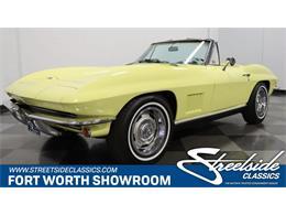 1967 Chevrolet Corvette (CC-1361787) for sale in Ft Worth, Texas