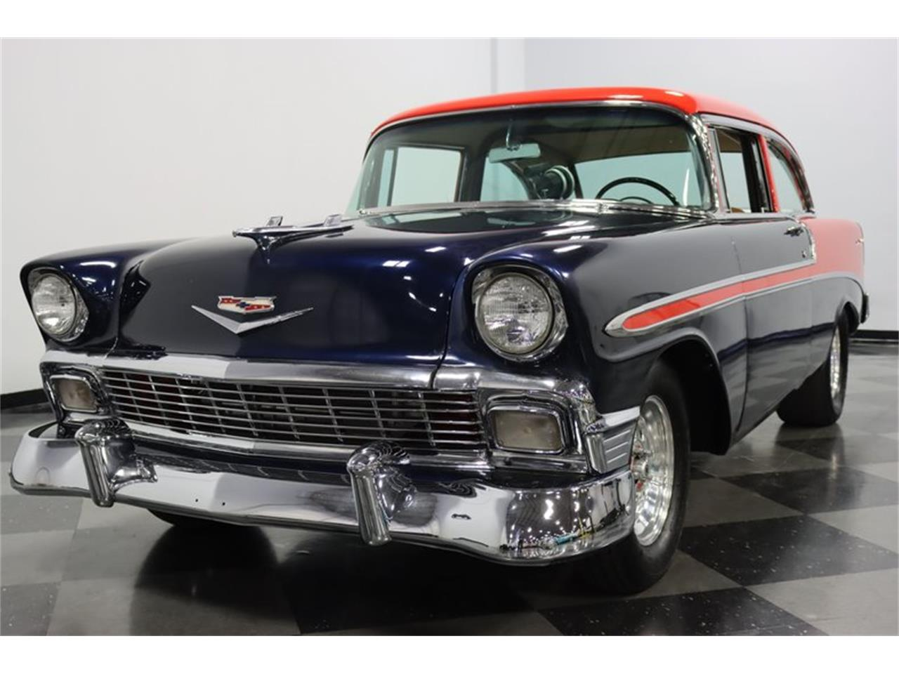 1956 Chevrolet Bel Air (CC-1361790) for sale in Ft Worth, Texas