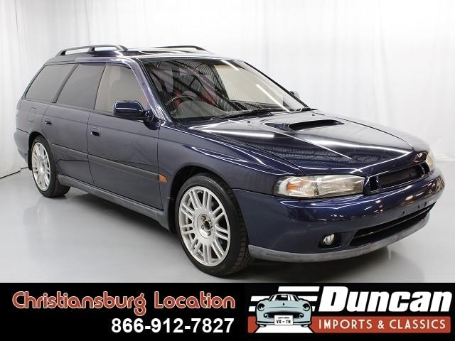 1995 Subaru Legacy (CC-1361794) for sale in Christiansburg, Virginia