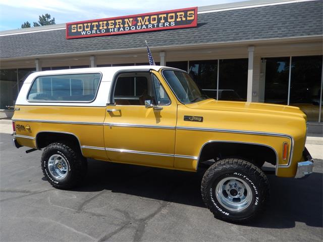 1973 GMC Jimmy (CC-1360018) for sale in Clarkston, Michigan