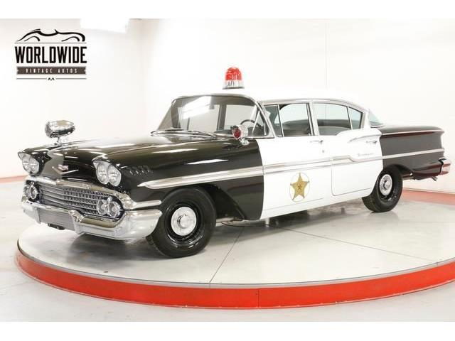 1958 Chevrolet Biscayne (CC-1361803) for sale in Denver , Colorado