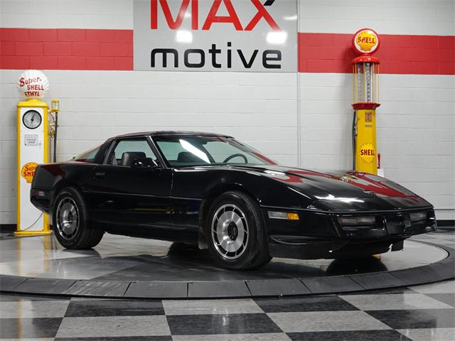 1985 Chevrolet Corvette (CC-1361805) for sale in Pittsburgh, Pennsylvania