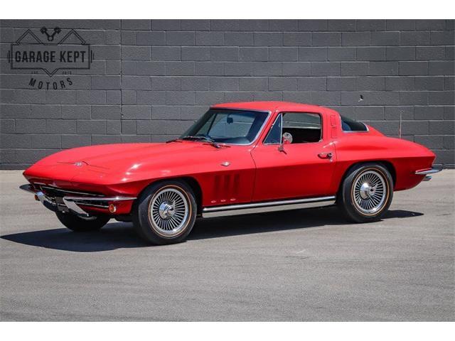 1965 Chevrolet Corvette (CC-1361809) for sale in Grand Rapids, Michigan