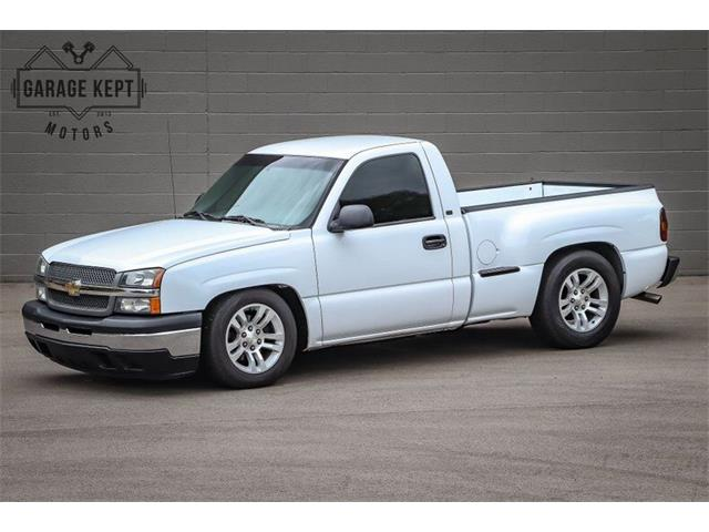2005 Chevrolet Silverado (CC-1361811) for sale in Grand Rapids, Michigan