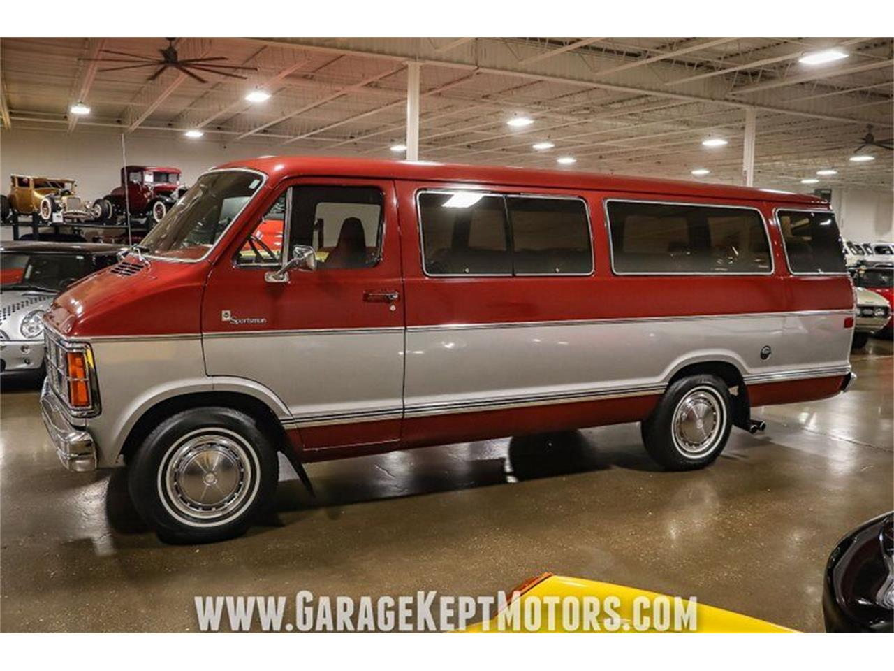 1979 Dodge Ram Van (CC-1361813) for sale in Grand Rapids, Michigan