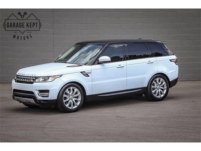 2015 Land Rover Range Rover Sport (CC-1361817) for sale in Grand Rapids, Michigan