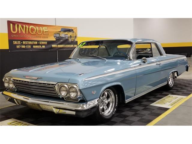 1962 Chevrolet Impala (CC-1361828) for sale in Mankato, Minnesota