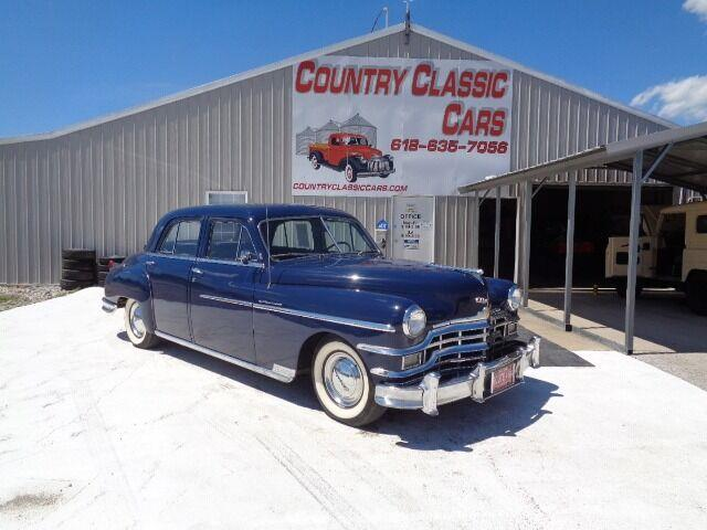 1949 Chrysler Windsor (CC-1361841) for sale in Staunton, Illinois