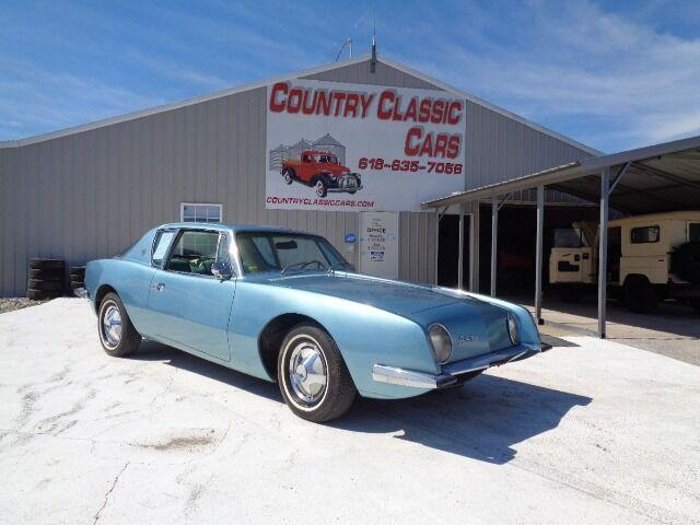 1963 Studebaker Avanti (CC-1361846) for sale in Staunton, Illinois