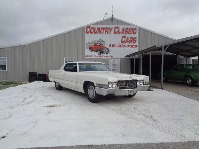 1969 Cadillac Calais (CC-1361848) for sale in Staunton, Illinois