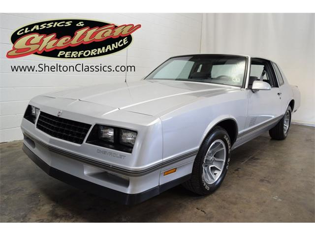 1988 Chevrolet Monte Carlo (CC-1361851) for sale in Mooresville, North Carolina