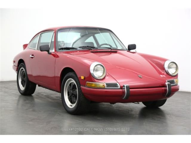1968 Porsche 912 (CC-1361854) for sale in Beverly Hills, California
