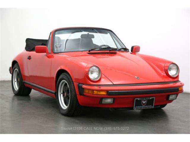 1986 Porsche Carrera (CC-1361855) for sale in Beverly Hills, California