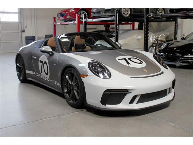 2019 Porsche 911 (CC-1360186) for sale in San Carlos, California