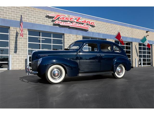 1940 Mercury Eight (CC-1361860) for sale in St. Charles, Missouri