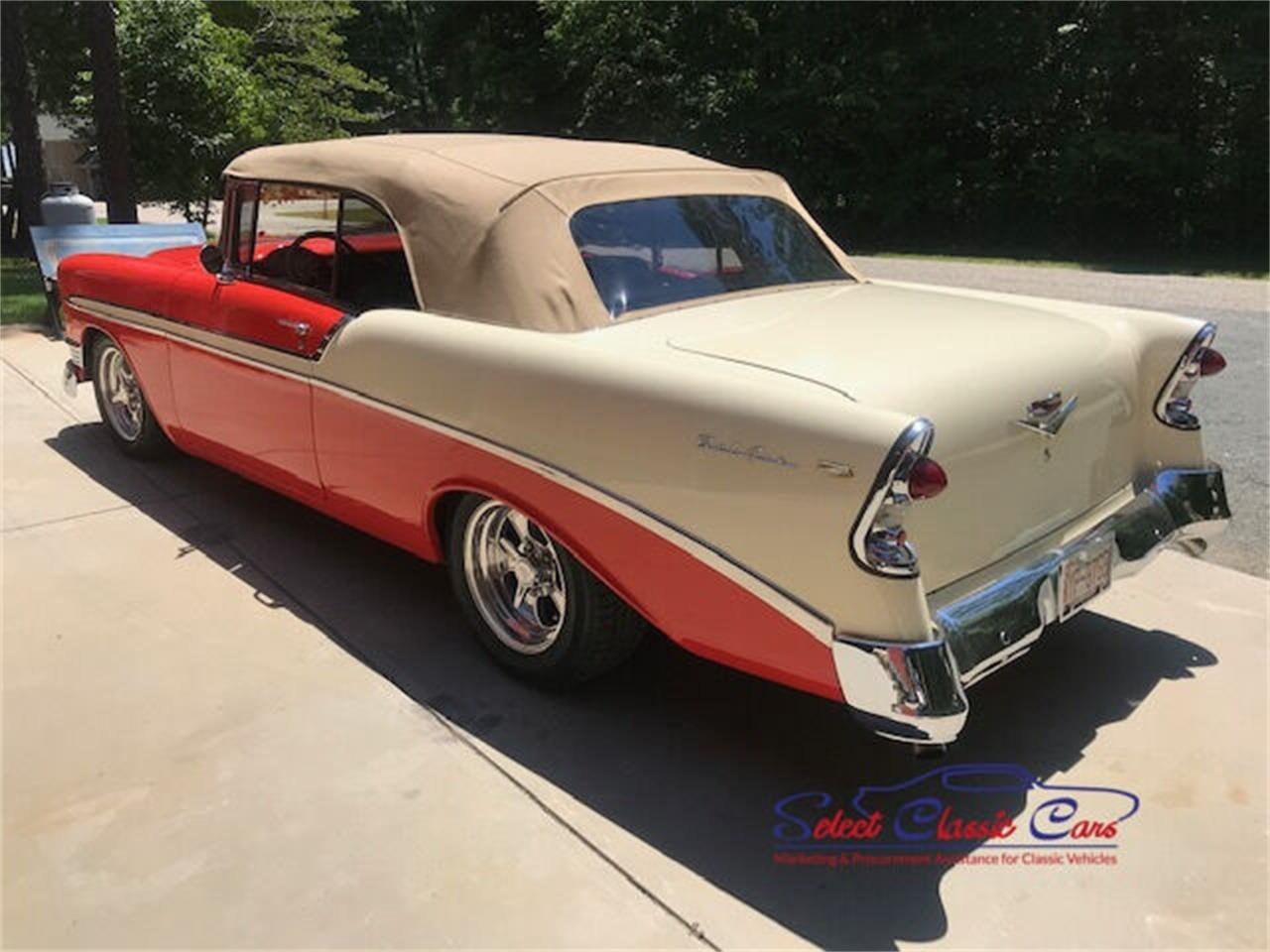 1956 Chevrolet Bel Air (CC-1361861) for sale in Hiram, Georgia