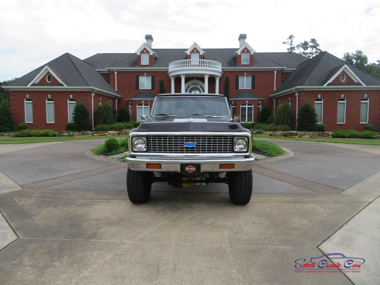 1972 Chevrolet C/K 10 (CC-1361865) for sale in Hiram, Georgia