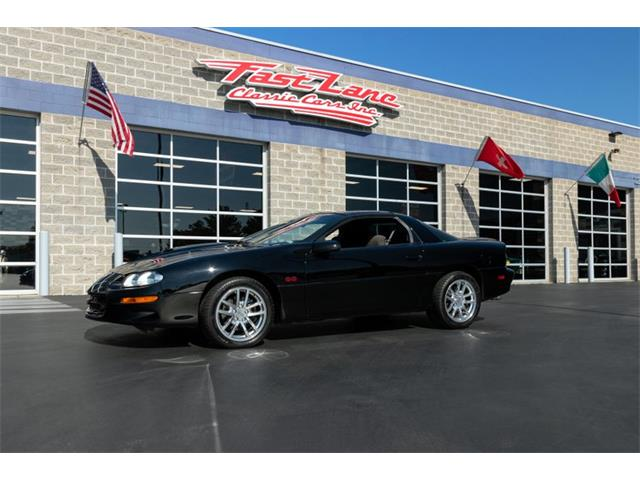2000 Chevrolet Camaro (CC-1361868) for sale in St. Charles, Missouri