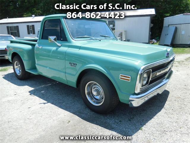 1970 Chevrolet C10 (CC-1361876) for sale in Gray Court, South Carolina