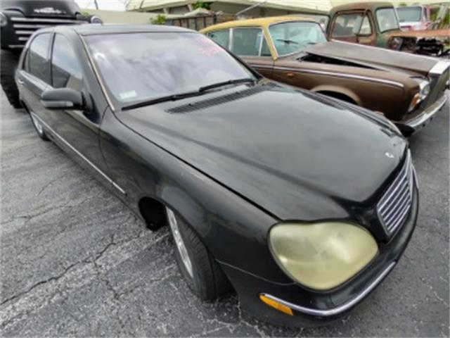 2001 Mercedes-Benz S-Class (CC-1361889) for sale in Miami, Florida