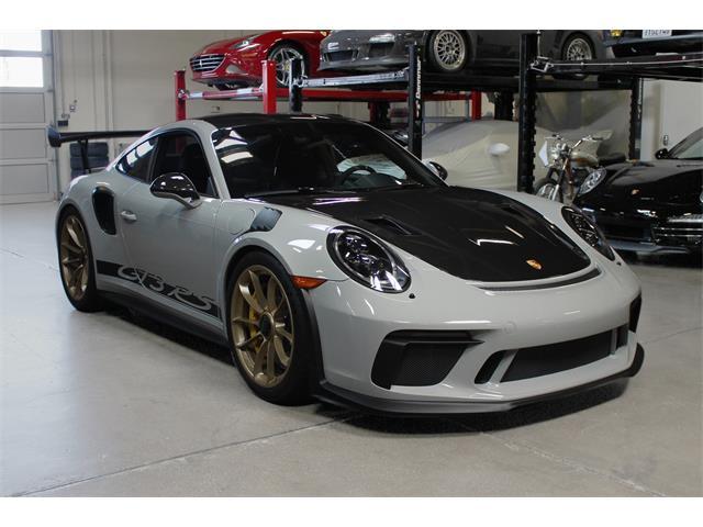2019 Porsche 911 (CC-1360189) for sale in San Carlos, California