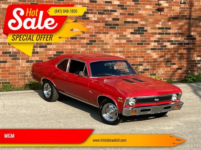 1972 Chevrolet Nova (CC-1361895) for sale in Addison, Illinois