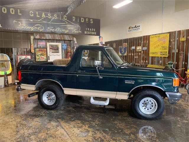 1991 Ford Bronco (CC-1361898) for sale in Redmond, Oregon