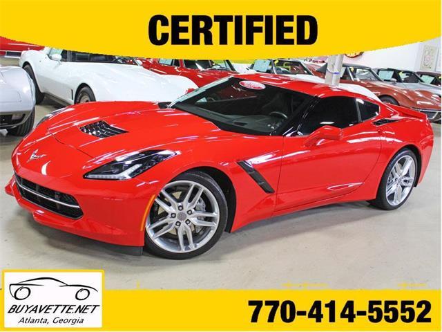 2019 Chevrolet Corvette (CC-1361901) for sale in Atlanta, Georgia
