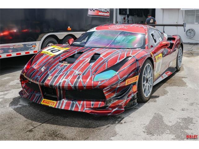2017 Ferrari 488 (CC-1361908) for sale in Fort Lauderdale, Florida