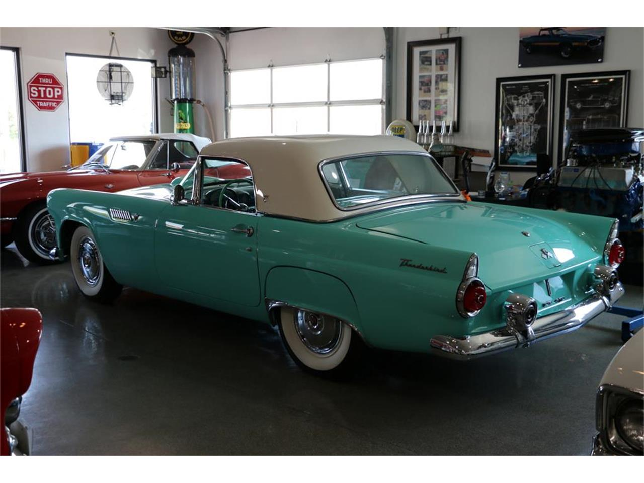 1955 Ford Thunderbird (CC-1361914) for sale in Stratford, Wisconsin