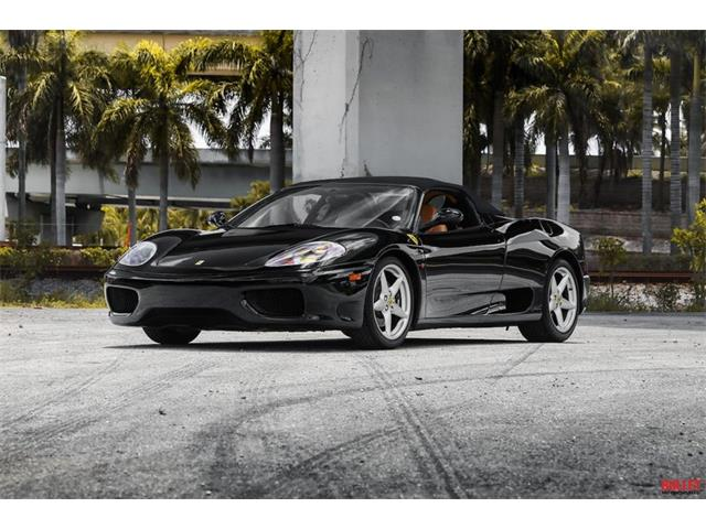2001 Ferrari 360 (CC-1361923) for sale in Fort Lauderdale, Florida