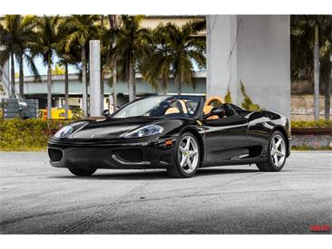 2001 Ferrari 360 (CC-1361923) for sale in Fort Lauderdale, Florida