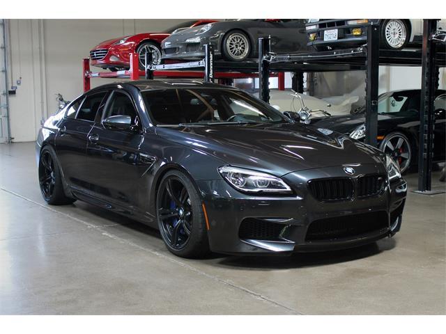2017 BMW M6 (CC-1361949) for sale in San Carlos, California