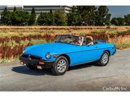 1979 MG MGB (CC-1361950) for sale in Concord, California