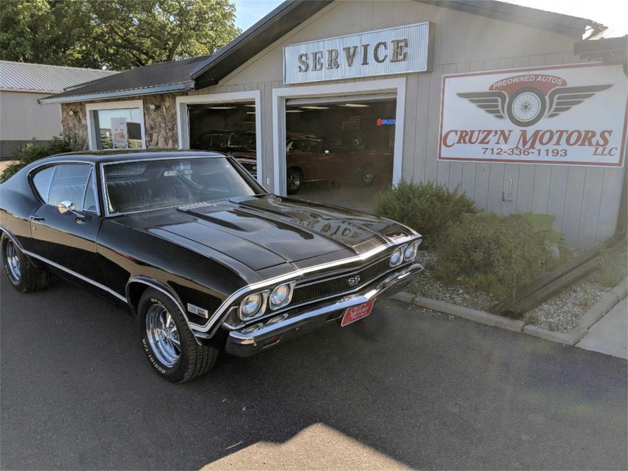 1968 Chevrolet Chevelle (CC-1361959) for sale in Spirit Lake, Iowa