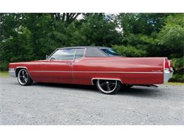 1969 Cadillac Coupe DeVille (CC-1361963) for sale in Lake Hiawatha, New Jersey