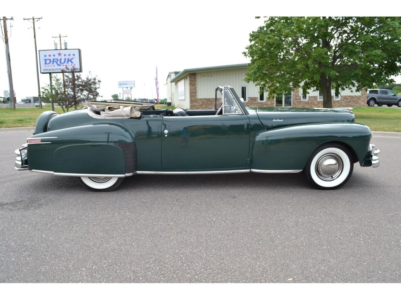 1948 Lincoln Continental (CC-1361971) for sale in Ramsey, Minnesota