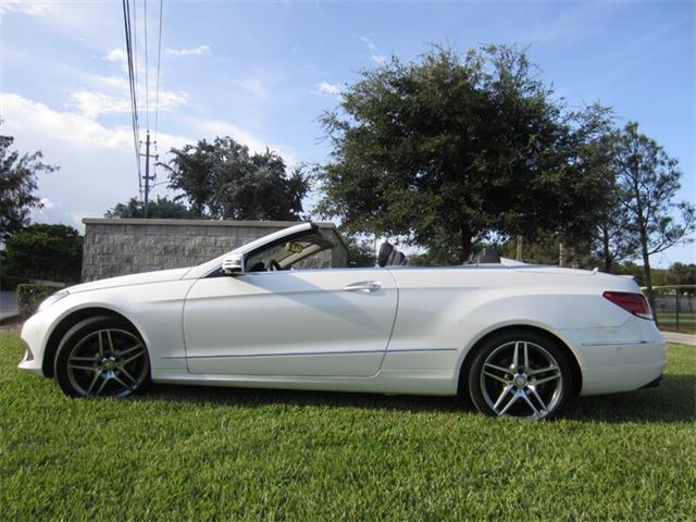 2014 Mercedes-Benz E-Class (CC-1361972) for sale in Delray Beach, Florida